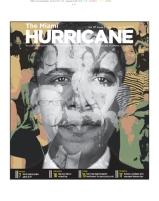 The Miami Hurricane Newspaper, January 2009, Coral Gables, FL. Columbia Scholastic Press Association Gold Circle Award, Photo Illustration, Honorable Mention.