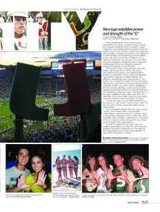 Page 2 of 2. Spread from Ibis Yearbook 2010. The yearbook won a Columbia Scholastic Press Association Gold Crown Award.
